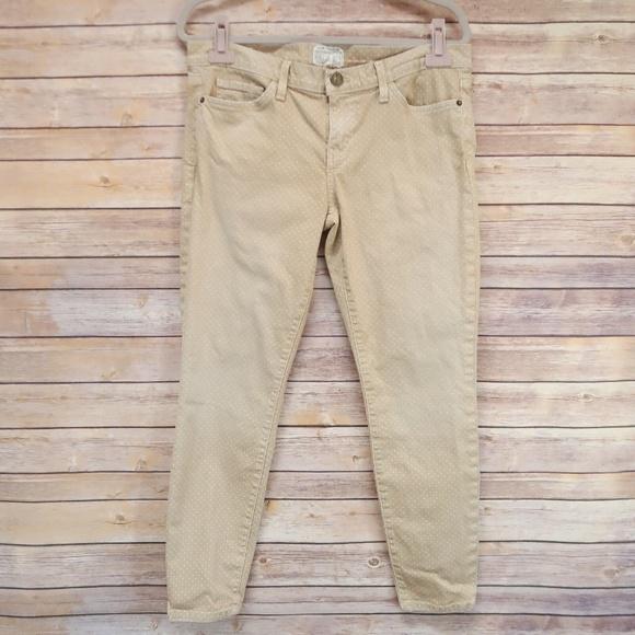 Current/Elliott Denim - Current Elliott 30 The Stiletto Haystack Jeans